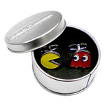 Pac Man Cuff Links