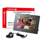 "Reddmango 7"" Digital Photo Frame LIBRA"