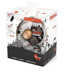 Bronze USB Desk Fan