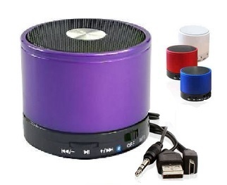 Bluetooth Wireless Mini Portable Speaker For Iphone - Ipad - MP3